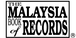 Malaysia book of records - Art in Paradise Langkawi